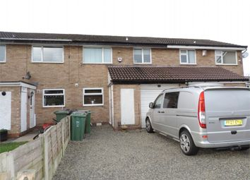 Thumbnail 3 bed terraced house for sale in Selby Close, Radcliffe, Manchester, Lancashire