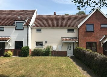 Thumbnail 3 bed terraced house for sale in Farriers Close, Martlesham Heath