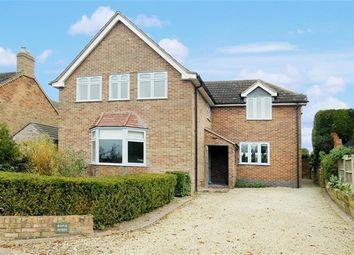Thumbnail 4 bed detached house for sale in Shenton Lane, Dadlington, Nuneaton
