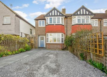 Thumbnail 4 bed semi-detached house for sale in Lincoln Avenue, Twickenham