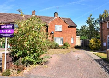 Thumbnail 3 bed end terrace house for sale in Portway, Baughurst