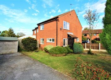 Thumbnail 1 bed terraced house for sale in Camdale Close, Chilwell, Nottingham