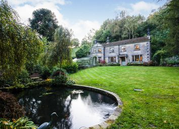 Thumbnail 4 bed detached house for sale in Upper Lumsdale, Matlock