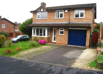 Thumbnail 5 bed detached house for sale in Morgan Close, Arley, Coventry