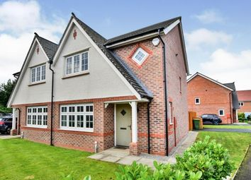 Thumbnail 3 bed semi-detached house for sale in Sandiacre, West Timperley, Altrincham, .