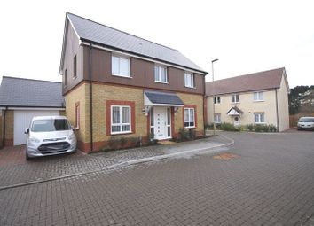 Thumbnail 3 bed detached house for sale in Doyle Close, Havant