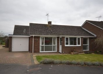 Thumbnail 2 bedroom semi-detached bungalow to rent in Sanson Close, Stoke Canon, Exeter