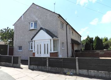 Thumbnail 2 bed end terrace house for sale in Norbury Road, Kirkby, Liverpool