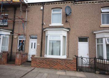 Thumbnail 2 bedroom terraced house for sale in Westmoreland Street, Darlington