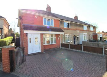 Thumbnail 2 bed end terrace house for sale in Bradmore Grove, Birmingham