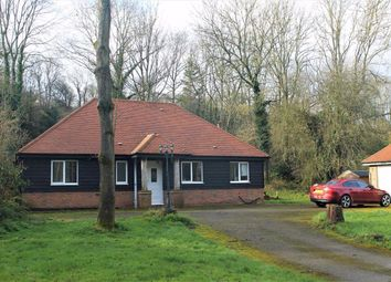 Thumbnail 3 bed detached bungalow for sale in Rhododendron Avenue, Meopham, Gravesend