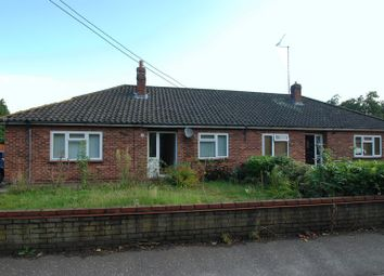 Thumbnail 2 bedroom semi-detached bungalow to rent in Dog Lane, Horsford, Norwich