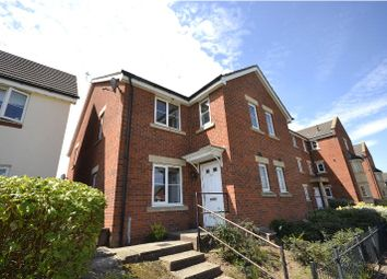 Thumbnail 2 bed terraced house for sale in Amis Walk, Horfield, Bristol, Somerset