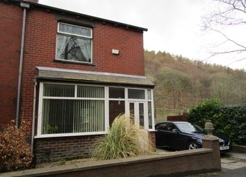 Thumbnail 2 bed semi-detached house for sale in Milnrow Road, Shaw, Oldham