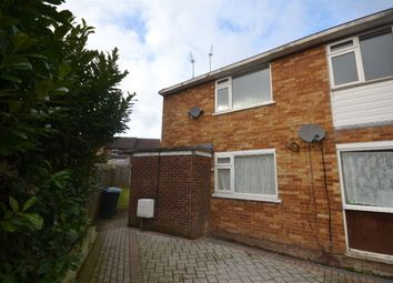 Thumbnail 2 bed maisonette for sale in Heronslea, Watford, Herts