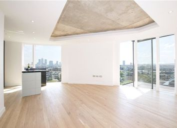 Thumbnail 2 bed flat to rent in Park Vista Tower, 21 Wapping Lane