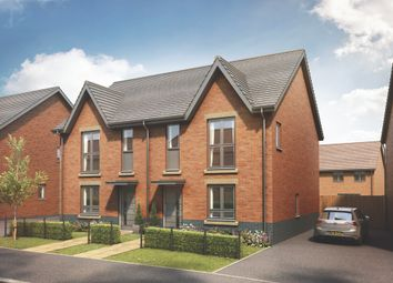 "Thumbnail 3 bed property for sale in ""The Broadwell"" at Smisby Road, Ashby De La Zouch, Leicestershire"