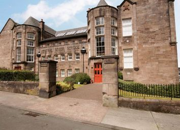 Thumbnail 2 bed flat for sale in Binnie Street, Gourock
