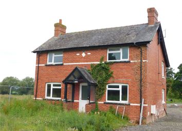 Thumbnail 3 bed detached house for sale in Forden, Welshpool, Powys