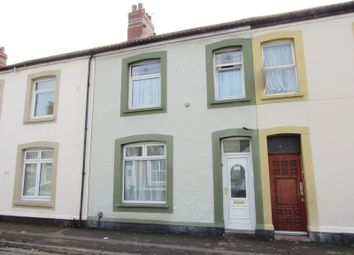 Thumbnail 3 bed terraced house for sale in Newport Street, Cardiff