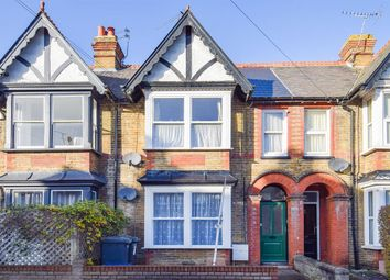 Thumbnail 1 bed flat for sale in Cromwell Road, Whitstable
