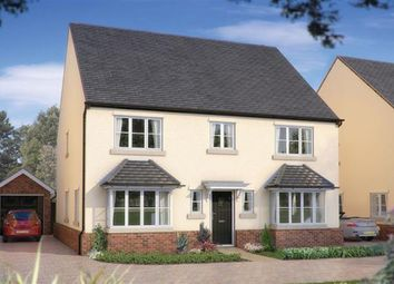 Thumbnail 5 bed detached house for sale in Heyford Park, Upper Heyford, Bicester