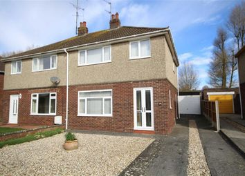 Thumbnail 3 bedroom semi-detached house for sale in Sunningdale Road, Swindon