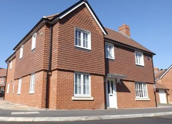Thumbnail 4 bed detached house for sale in Highgrove Crescent, Polegate, East Sussex