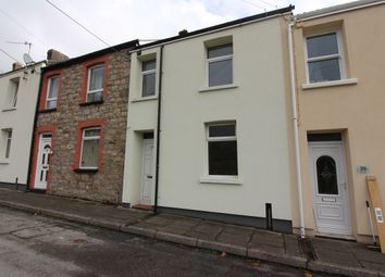 Thumbnail 2 bed terraced house to rent in Park View, Ebbw Vale