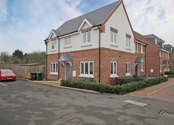 Thumbnail 3 bed semi-detached house for sale in Clayton Gardens, Hatton, Derby