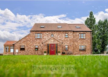 Thumbnail 6 bed detached house for sale in Wythes Lane, Fishtoft, Boston