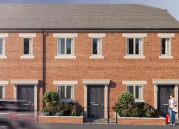 Thumbnail 3 bed town house for sale in Clarkson Court, Malpas Road, Northallerton