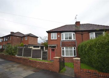 Thumbnail 3 bed semi-detached house to rent in Hillside Avenue, Manchester