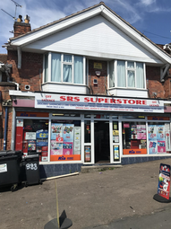 Thumbnail Retail premises for sale in St. Saviours Road, Leicester