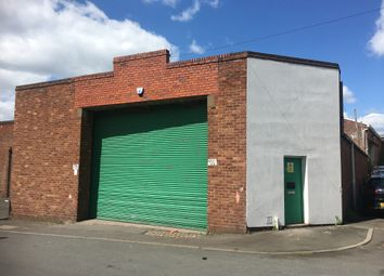 Thumbnail Industrial for sale in Pearson Street, Wolverhampton