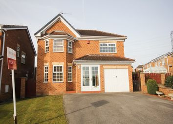Thumbnail 4 bedroom detached house for sale in Springwell Crescent, Beighton, Sheffield