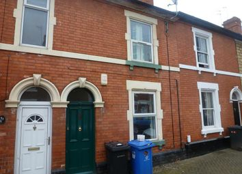 Thumbnail 3 bedroom terraced house to rent in Wolfa Street, Derby