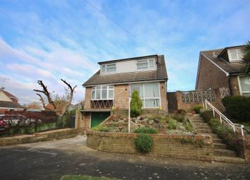 Thumbnail 3 bed detached house for sale in Highbank Avenue, Purbrook, Waterlooville