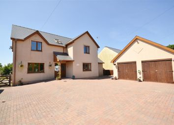 Thumbnail 5 bed detached house for sale in Letterston, Haverfordwest