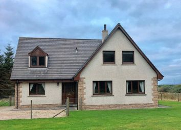 Thumbnail 4 bed detached house for sale in Mey, Thurso