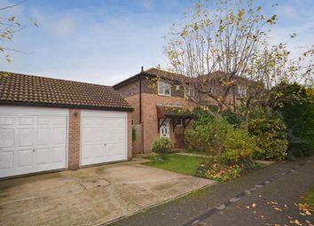 Thumbnail 4 bed detached house for sale in Oxman Lane, Greenleys, Milton Keynes, Buckinghamshire