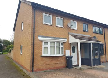 Thumbnail 3 bed semi-detached house to rent in Stoneymoor Drive, Castle Bromwich, Birmingham