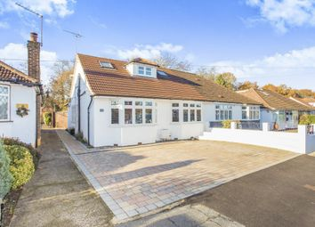 Thumbnail 4 bed semi-detached bungalow for sale in St. Georges Drive, Watford
