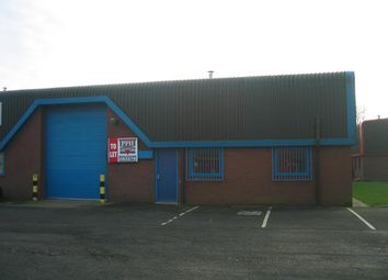Thumbnail Light industrial to let in Unit 3, Humber Bridge Industrial Estate, Harrier Road, Barton Upon Humber, North Lincolnshire