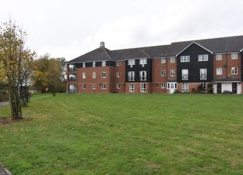 Thumbnail 2 bed flat for sale in Richard Hillary Close, Ashford