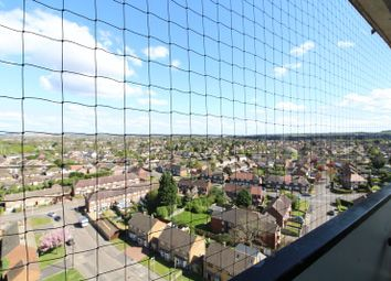 Thumbnail 3 bedroom flat for sale in Mossdale Court, Teesdale, Luton