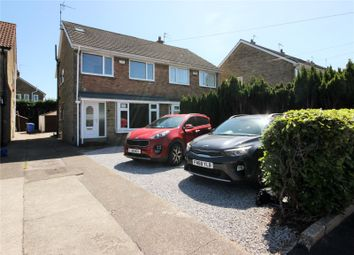 Thumbnail 4 bed semi-detached house for sale in Brigg Drive, Hessle