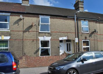Thumbnail 3 bedroom terraced house to rent in Salisbury Road, Lowestoft