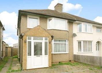 Thumbnail 3 bed semi-detached house to rent in Cowley, Oxford