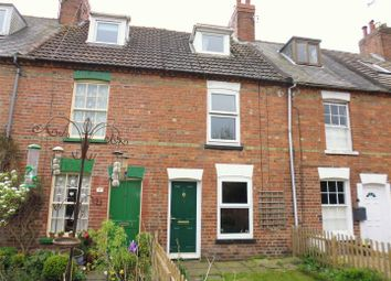 Thumbnail 2 bed terraced house for sale in Otters Cottages, Lincoln